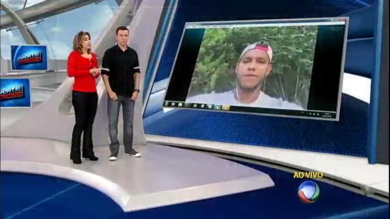 Souza, jogador do Fenerbahce, relata momentos de tensão na ...