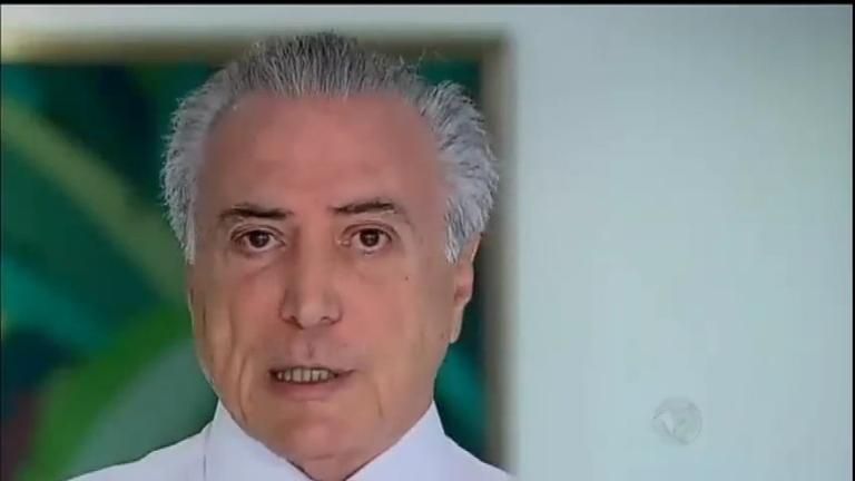 Michel Temer chama turista para as Olimpíadas do Rio e garante ...