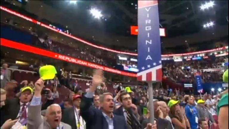 Delegados tentam barrar indicação de Donald Trump pelo partido ...