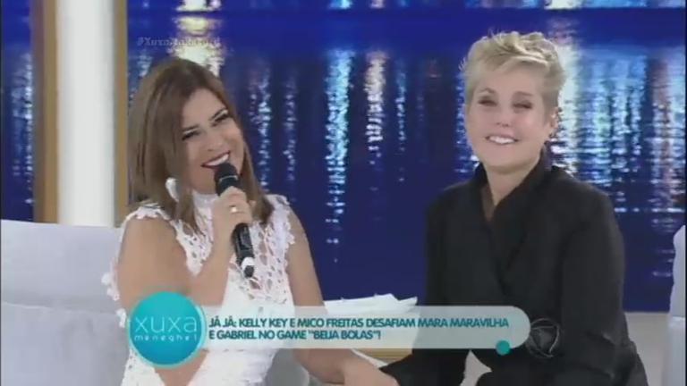 Xuxa e Mara falam sobre intrigas do passado; confira nos melhores ...