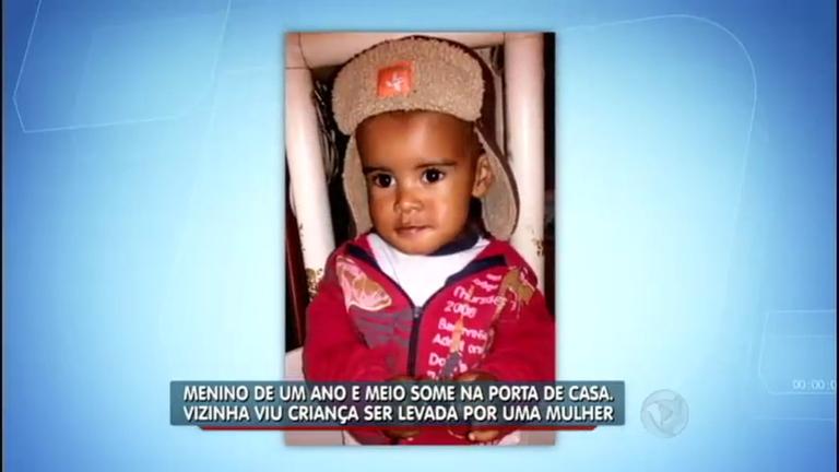 Menino de um ano e meio é levado da porta de casa em Guarulhos ...