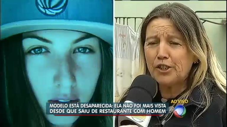 Modelo do interior de São Paulo está desaparecida; mãe faz apelo