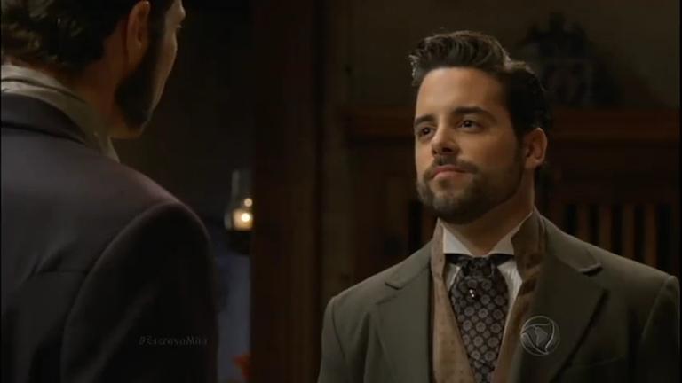 Almeida compra briga com Miguel, temendo que o português ...