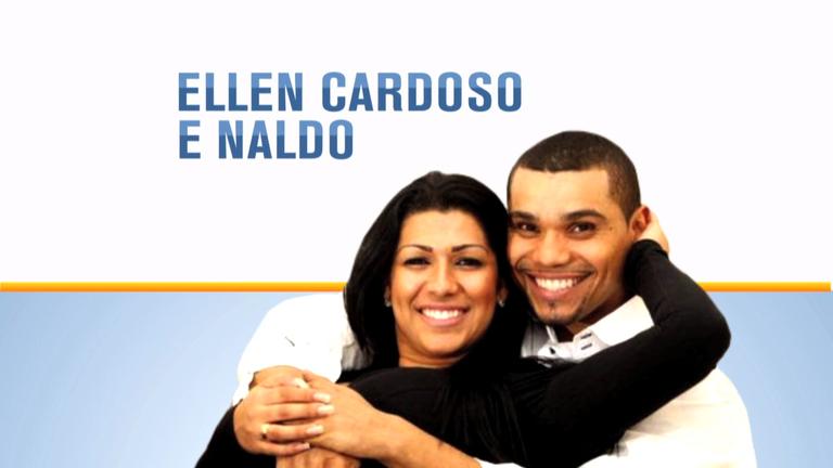 SOS Mãe: Ellen Cardoso e Naldo mostram rotina ao lado da filha de ...