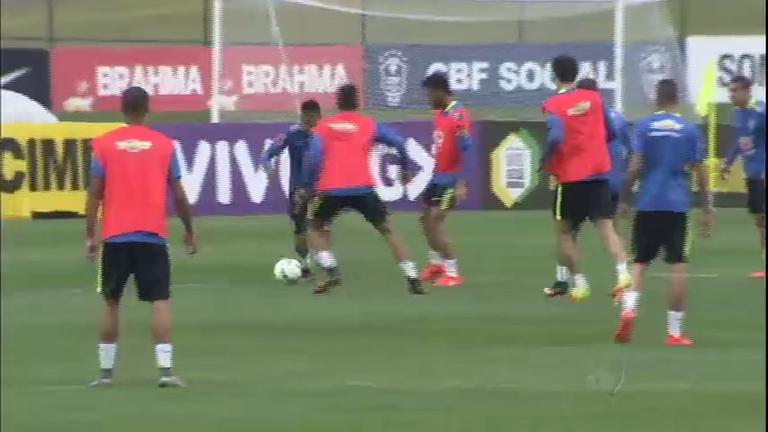 Futebol: Tite visita seleção olímpica em Teresópolis (RJ) - Notícias ...