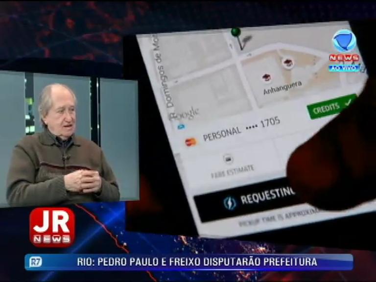 Especialista avalia efeito dos aplicativos de transporte para mobilidade urbana