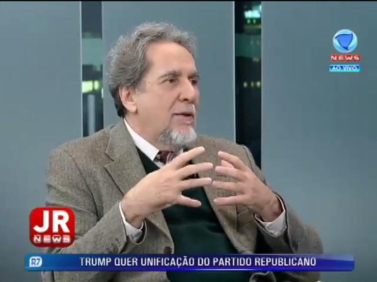 Nirlando Beirão atribui popularidade de Trump ao magnata estar pouco atrelado à política