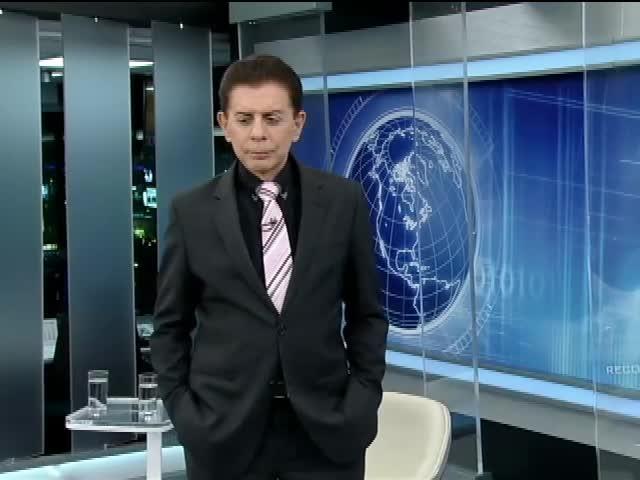 Assista ao Jornal da Record News desta quarta-feira (20)