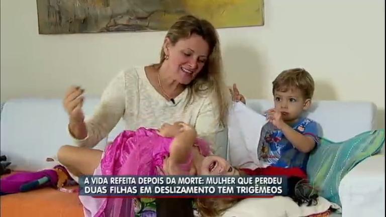 Mãe que busca superar a morte das filhas em tragédia de Angra ...