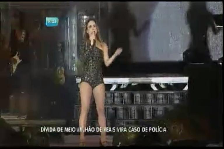 Dívida de meio milhão de reais vira caso de polícia entre cantora e ...