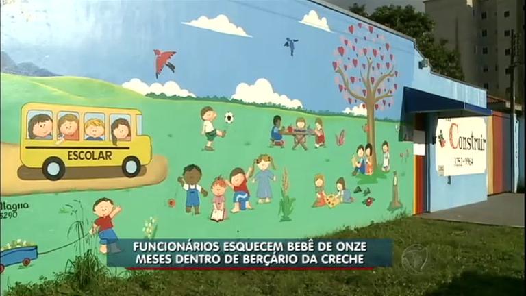 Bebê de 11 meses é esquecido dentro de creche em Curitiba (PR ...