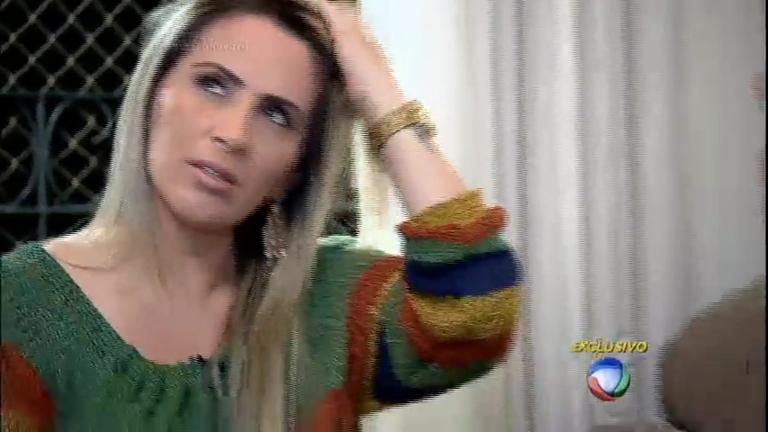 Ex-mulher detona Marcos Oliver; ator admite que deve pensão para ...