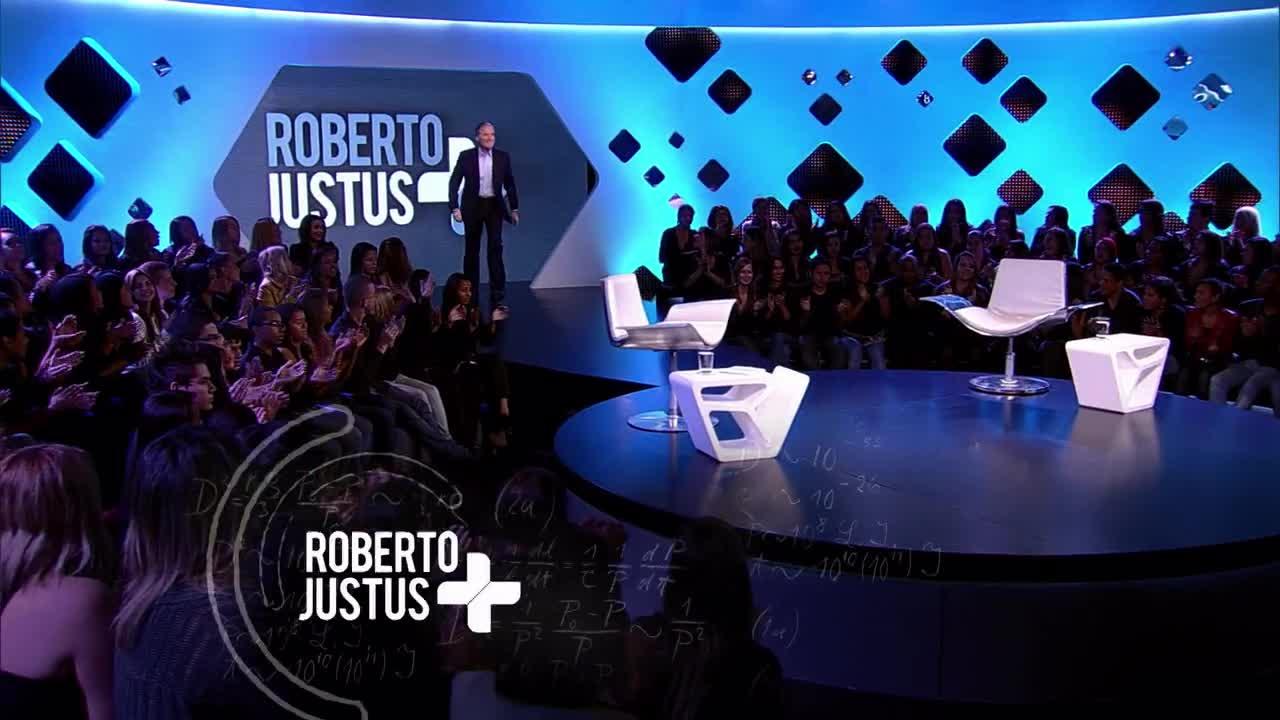 Roberto Justus + agita suas noites de domingo na tela da Rede ...