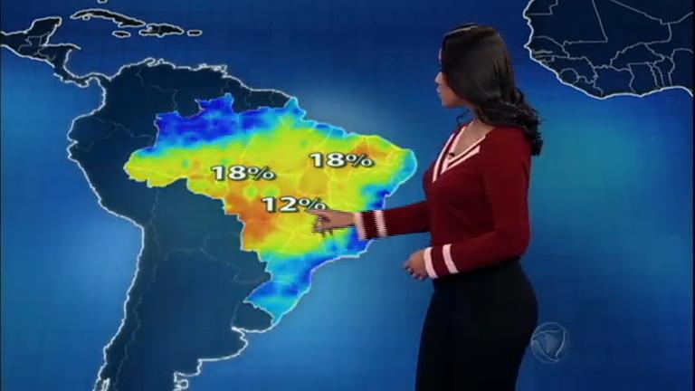 Fim de semana terá tempo seco na maior parte do Brasil - Notícias ...