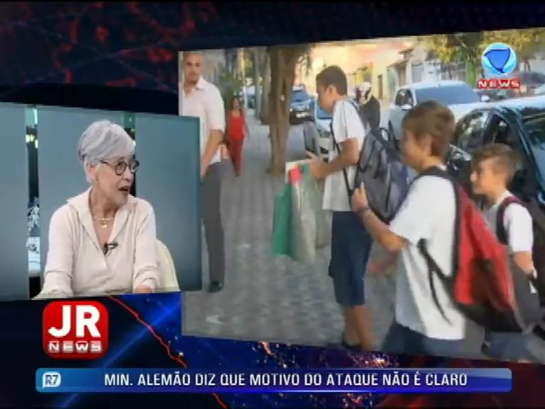 Ex-secretária de Educação fala sobre programa Escola sem Partido
