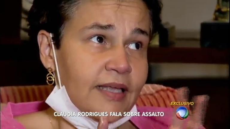 Desabafo de Claudia Rodrigues é um dos destaques do Domingo ...