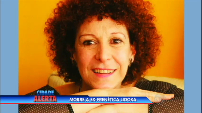 Ex-frenética Lidoka morre aos 66 anos no Rio de Janeiro