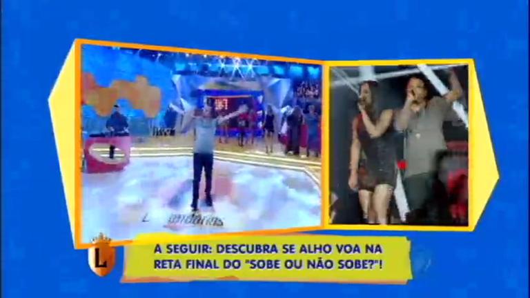 Projota anima plateia do Legendários com sucesso Faz Parte ...
