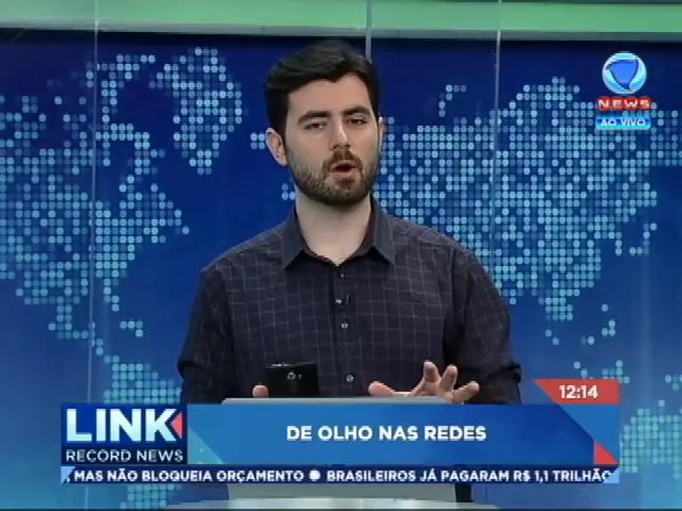 De Olho nas Redes: crime no Rio olímpico e compra do Yahoo movimentam…