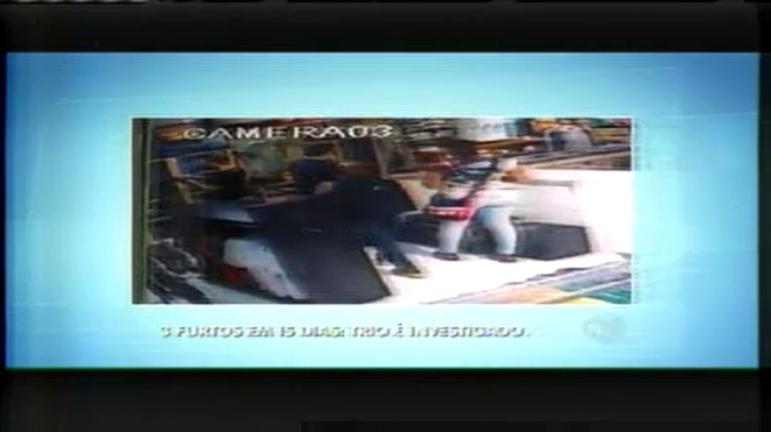 Trio é investigado por série de roubos a lojas de BH - Notícias - R7 ...