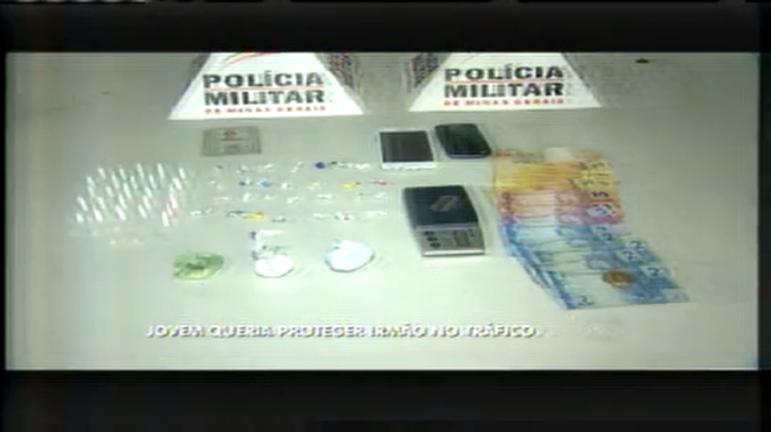 Dois jovens são detidos suspeitos de tráfico em Nova Lima ( MG ...