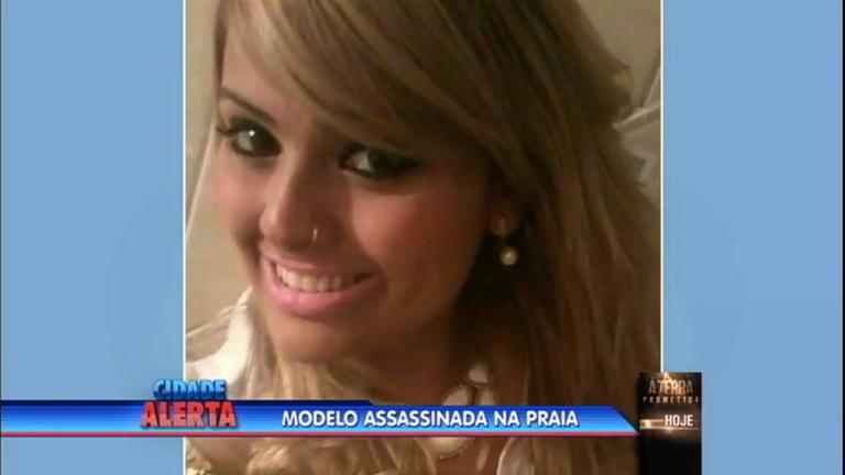 Laudo aponta que modelo encontrada morta em Santos (SP) foi ...