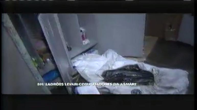 Ladrões invadem associação de catadores de materiais reciclados ...