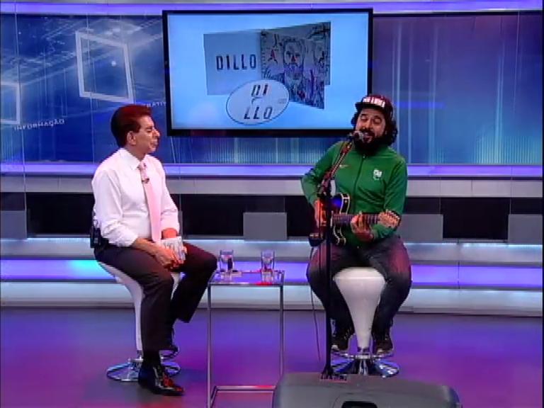 JR News Talentos recebe o músico Dillo
