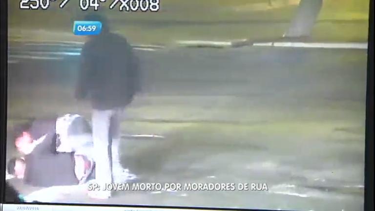 Moradores de rua matam jovem a facadas no centro de São Paulo ...