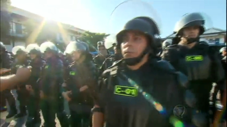 Polícia Militar de SP baixa exigência de altura mínima para novos ...