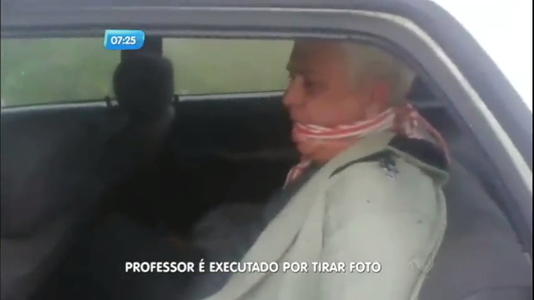 Professor é executado por traficantes em São Gonçalo, no Rio de ...