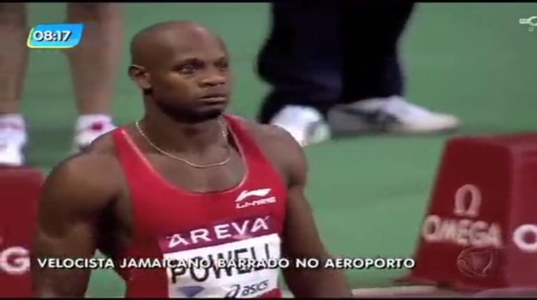 Rio 2016: velocista jamaicano é barrado no aeroporto Galeão - Rio ...