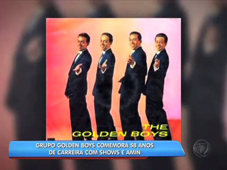 Grupo Golden Boys comemora 58 anos de carreira com shows