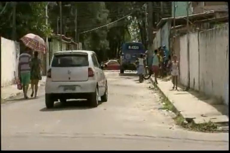 Bandidos atiram contra casa e posto de saúde em Camaçari - Bahia ...