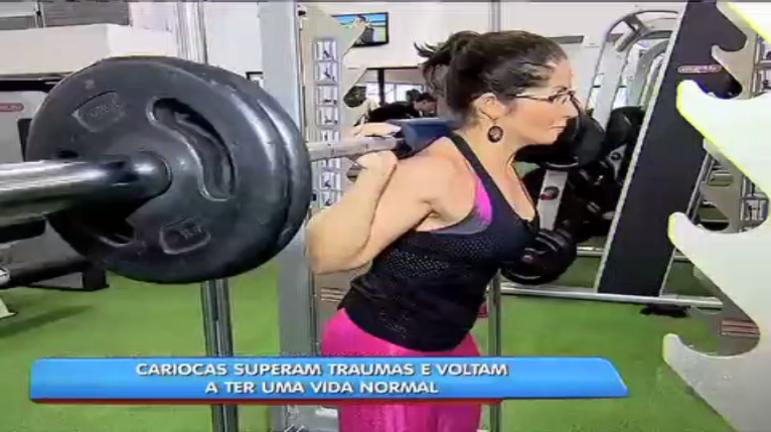 Após traumas, cariocas lutam para voltar à rotina normal…
