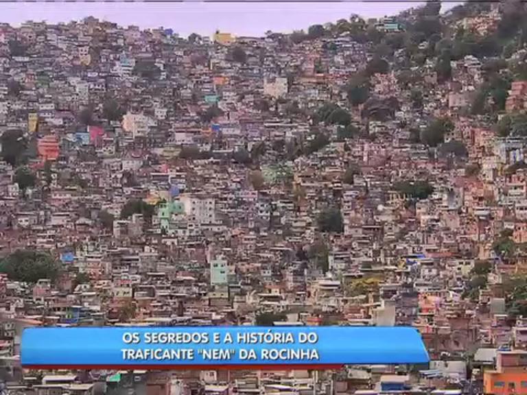 Escritor britânico lança livro sobre o traficante Nem da Rocinha - Rio ...