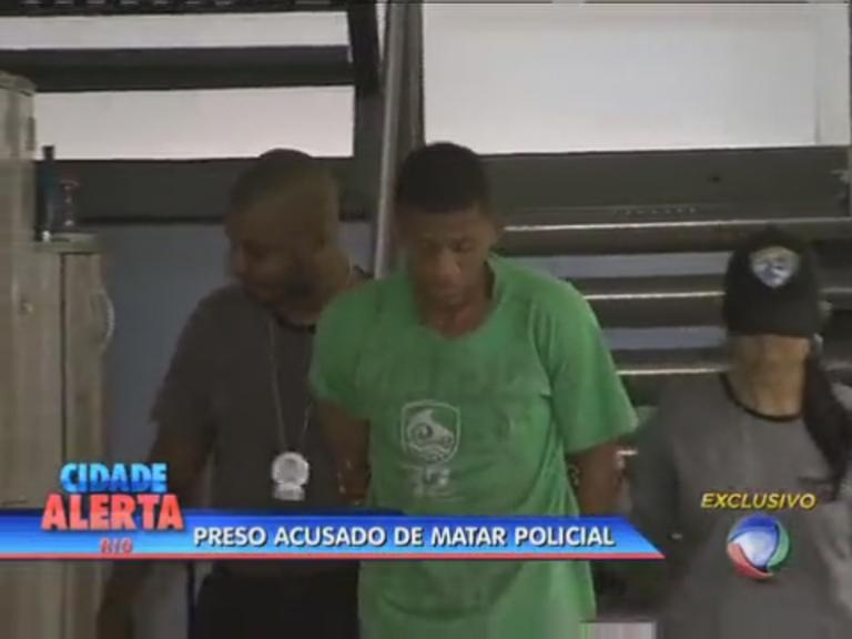 Polícia prende suspeito de matar policial na Baixada fluminense