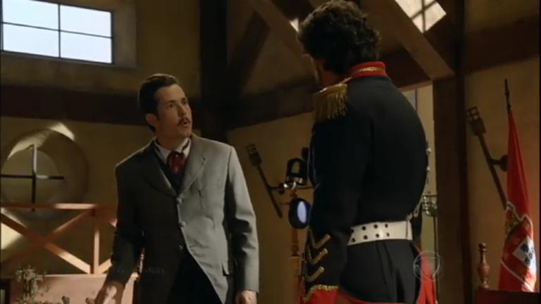 Guilherme diz saber passado negro de capitão Loreto ...