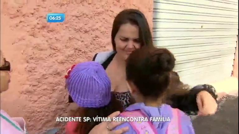 Balconista atropelada em SP conta como salvou a filha e a sobrinha ...