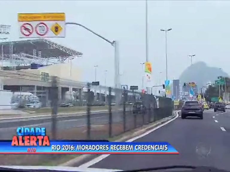 Rio 2016: moradores do entorno do Parque Olímpico recebem ...