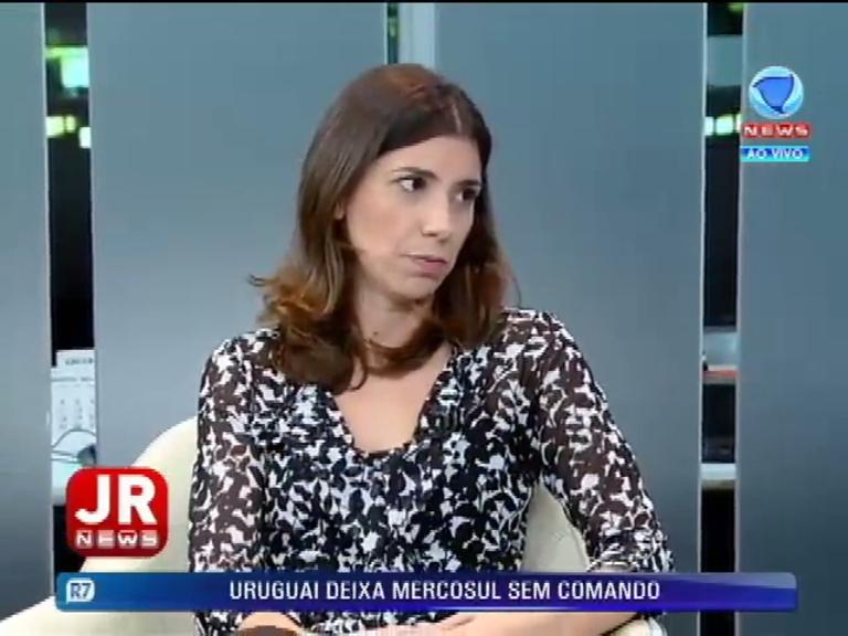 Professora Terra Budini fala sobre a presidência do Mercosul