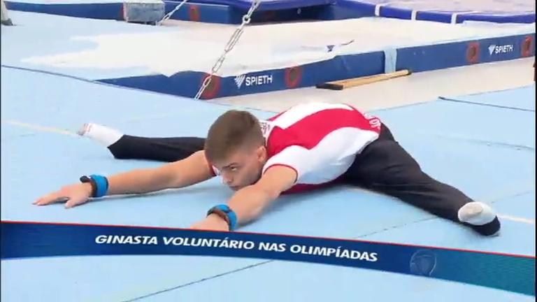 Fora da seleção, ginasta brasileiro participará dos Jogos Olímpicos ...
