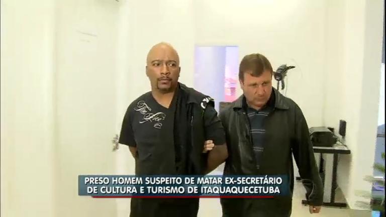 Suspeito de matar ex-secretário de Cultura e Turismo de ...