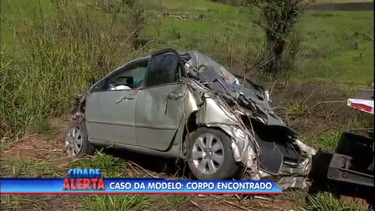 Corpo e carro de modelo são encontrados em rodovia no interior de ...