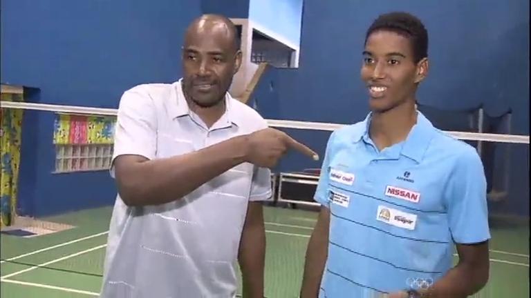 Rio 2016: representante brasileiro no badminton, jovem de ...