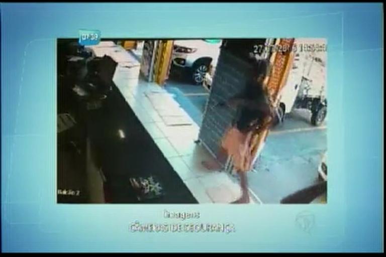 Bandido rende segurança e assalta loja no Bonocô - Bahia - R7 ...