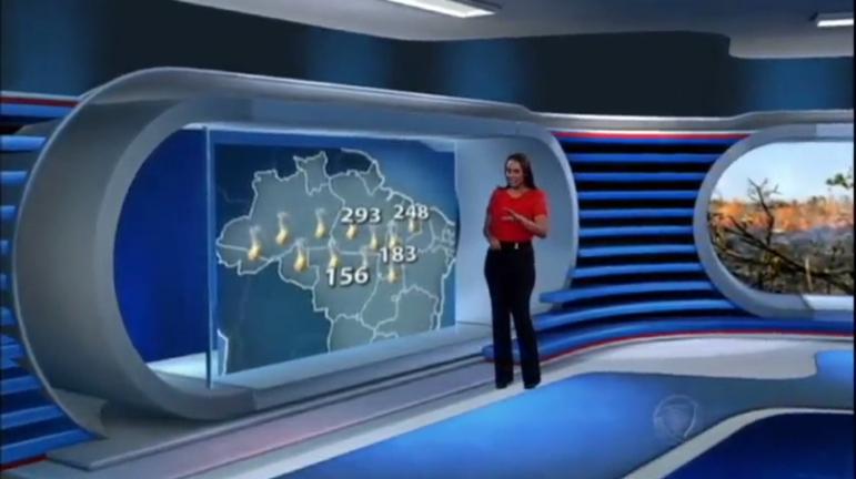 Tempo seco aumento número de queimadas no Brasil; confira a ...