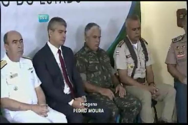 4 mil homens vão fazer a segurança na Olimpíada - Bahia - R7 ...