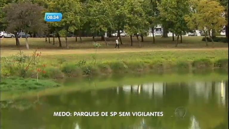 Denúncia: parques de São Paulo estão sem vigilantes - Notícias ...