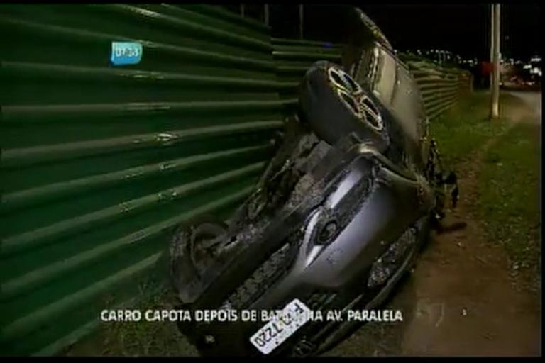 Acidentes nas estradas baianas - Bahia - R7 Bahia no Ar